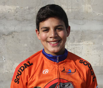 Guilherme Rodrigues velocidade Equipa 02