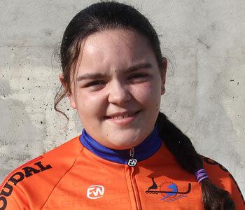 Francisca May velocidade Equipa 06
