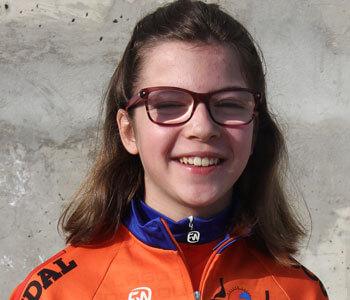 Diana Casimiro velocidade Equipa 13