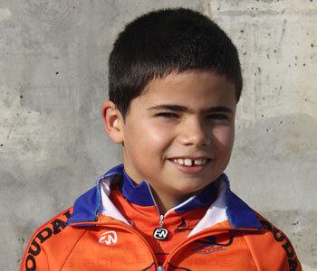 João Dias velocidade Equipa 14
