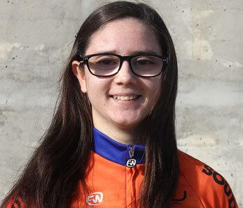 Inês Pereira velocidade Equipa 32