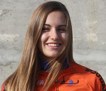 Barbara Cardoso velocidade Equipa 33
