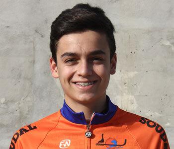 Rui José velocidade Equipa 37