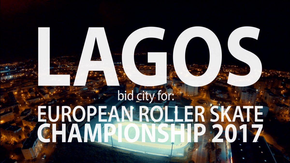 Promo European Roller Skate Championships 2017 Campeonato Europeu em Lagos Campeonato Europeu em Lagos Roller europeu 2