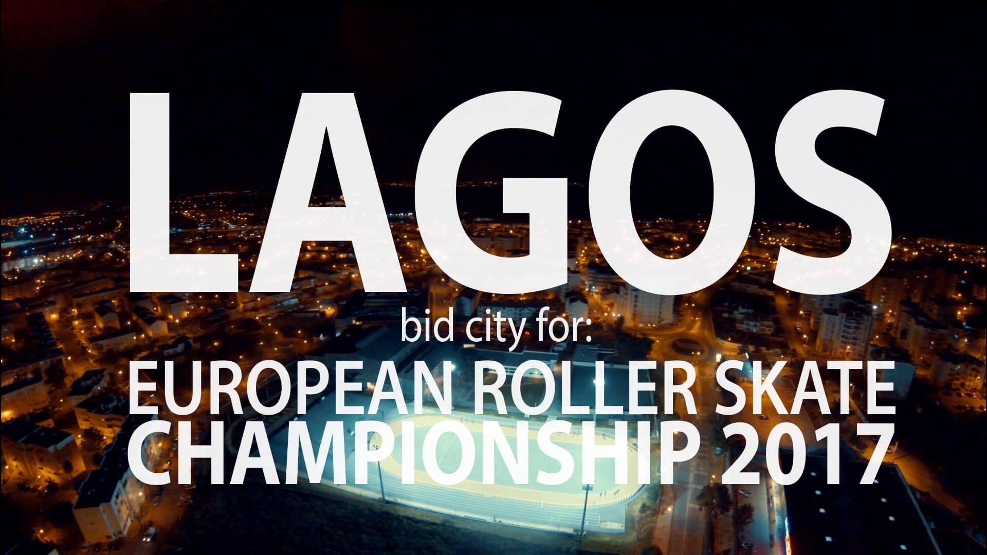 Promo European Roller Skate Championships 2017