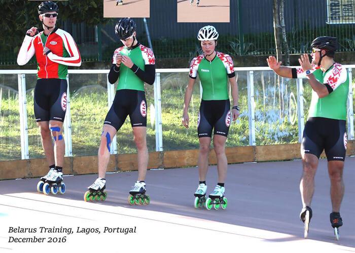 Bielorussia team lagos Bielorrussos escolhem estagiar com o Roller Lagos team news