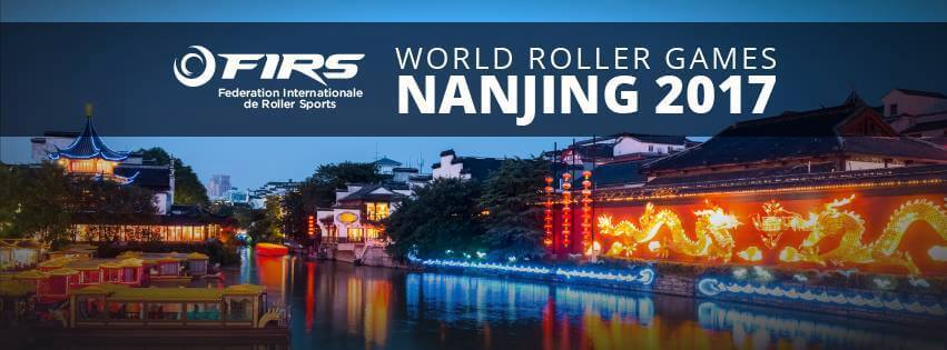 WORLD ROLLER GAMES WORLD ROLLER GAMES – PROGRAMA HORÁRIO Nanjing World Games