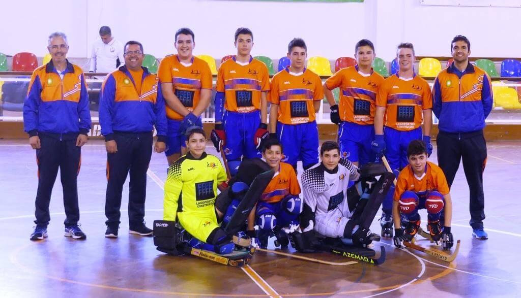 Sub-15 Sub-15 derrotados pela margem mínima em Grândola P1000042