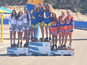 Roller Lagos C.P. Campeão Nacional Pista – Juniores Masculinos Roller lagos Bronze est 300x225