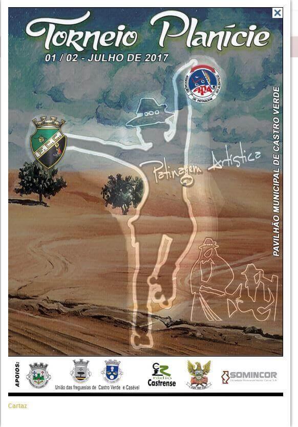 torneio Torneio Planície em Castro Verde – Patinagem Artística Torneio Planicie
