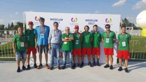 world World Games – Wroclaw / Polónia DIOGO 5º – 1Km PV Jogos Mundiais com presidente do COP 300x169