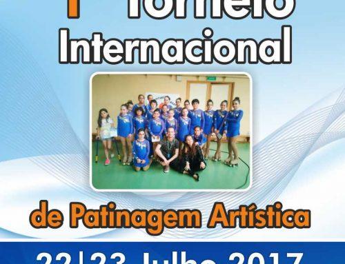 1º Torneio Internacional de Patinagem Artística – Albufeira