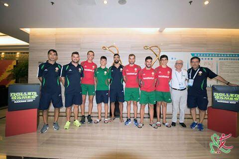 Diogo Marreiros 5º no Mundial de PV Portugal PV na China WRG