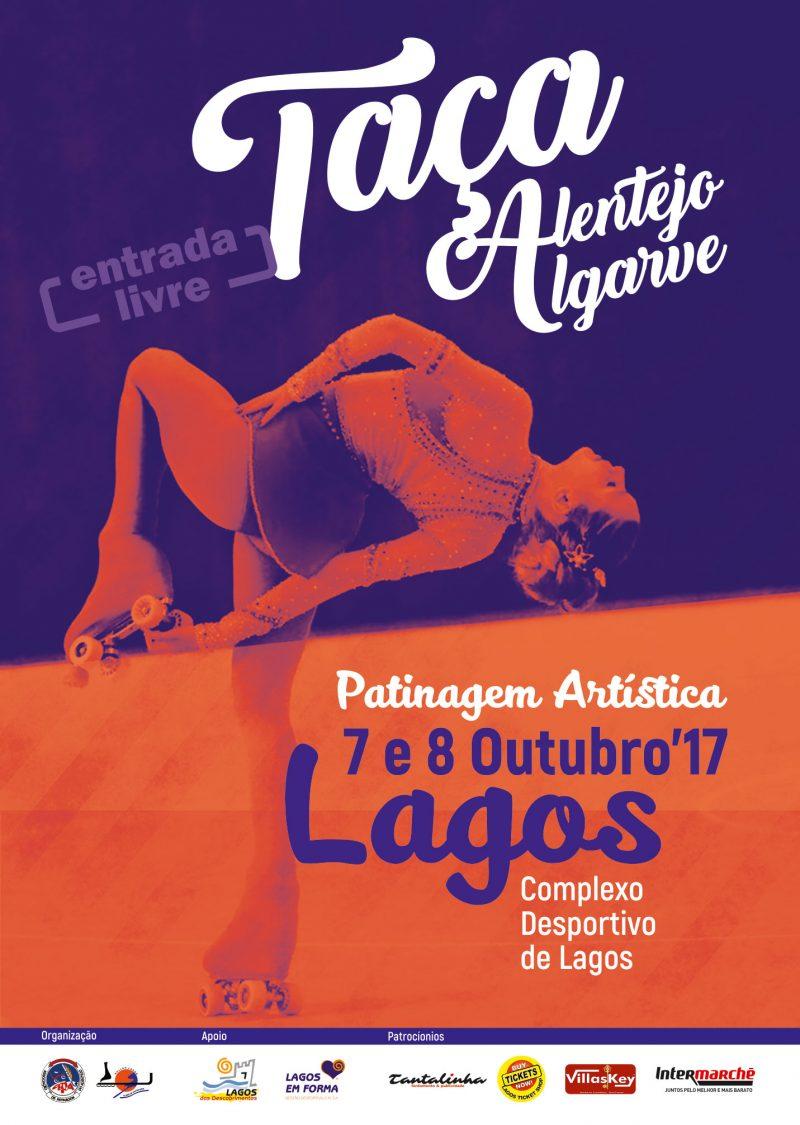Taça Alentejo Algarve – 7 e 8 de Outubro cartaz PATINAGEM web 800x1125