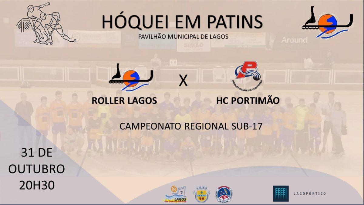 Derby do Barlavento Roller Lagos x HC Portimão Cartaz jogo sub 17 31 10 2017 1200x675