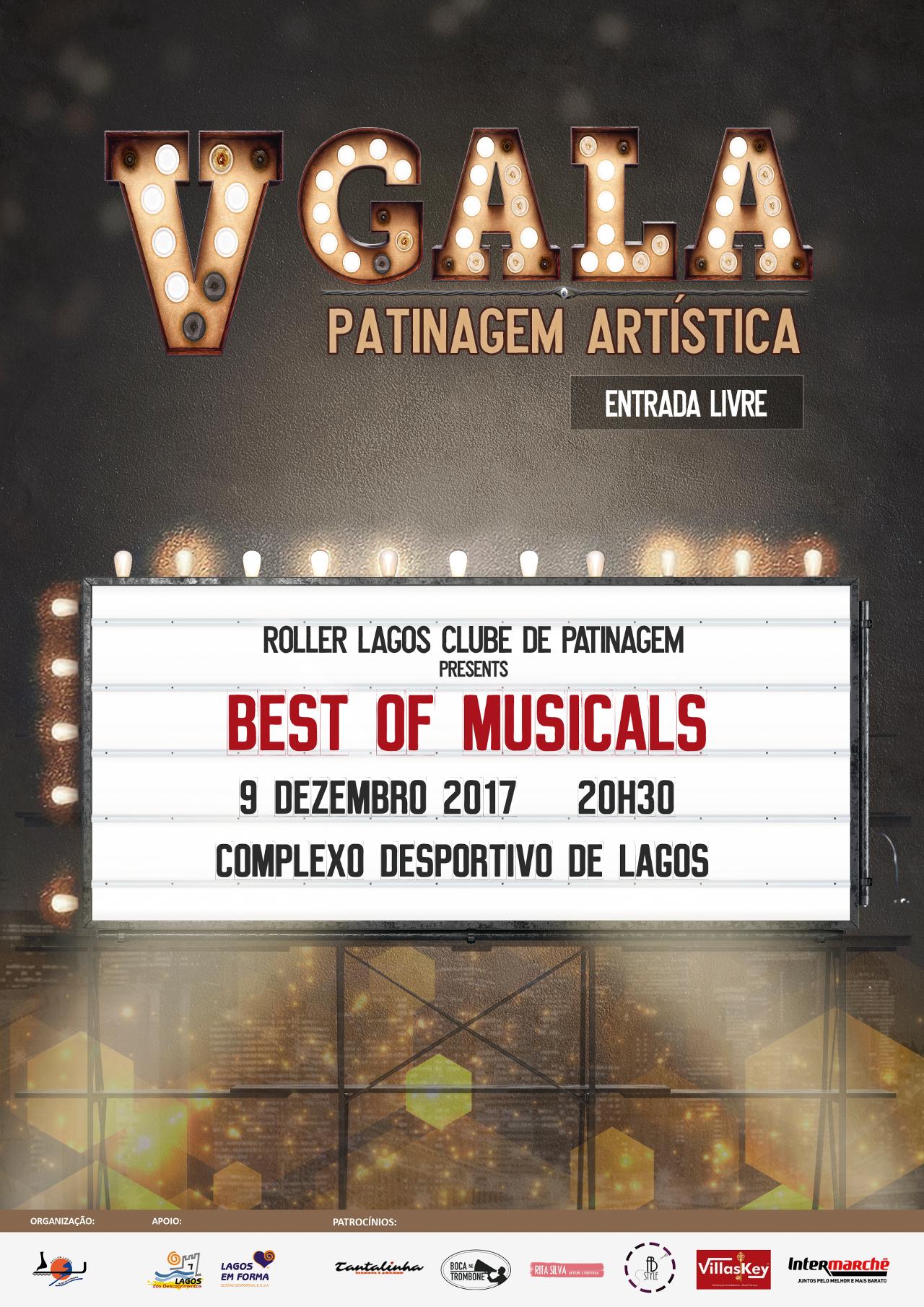 V Gala Patinagem Artistica Cartaz VGala 2017 RLCP