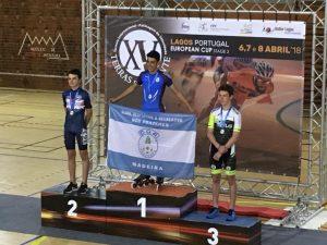MARREIROS  Vence Meia Maratona e obtém duplo Bronze EC Youth Masc