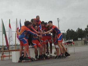 Roller Lagos Campeão Nacional de Juniores Jun