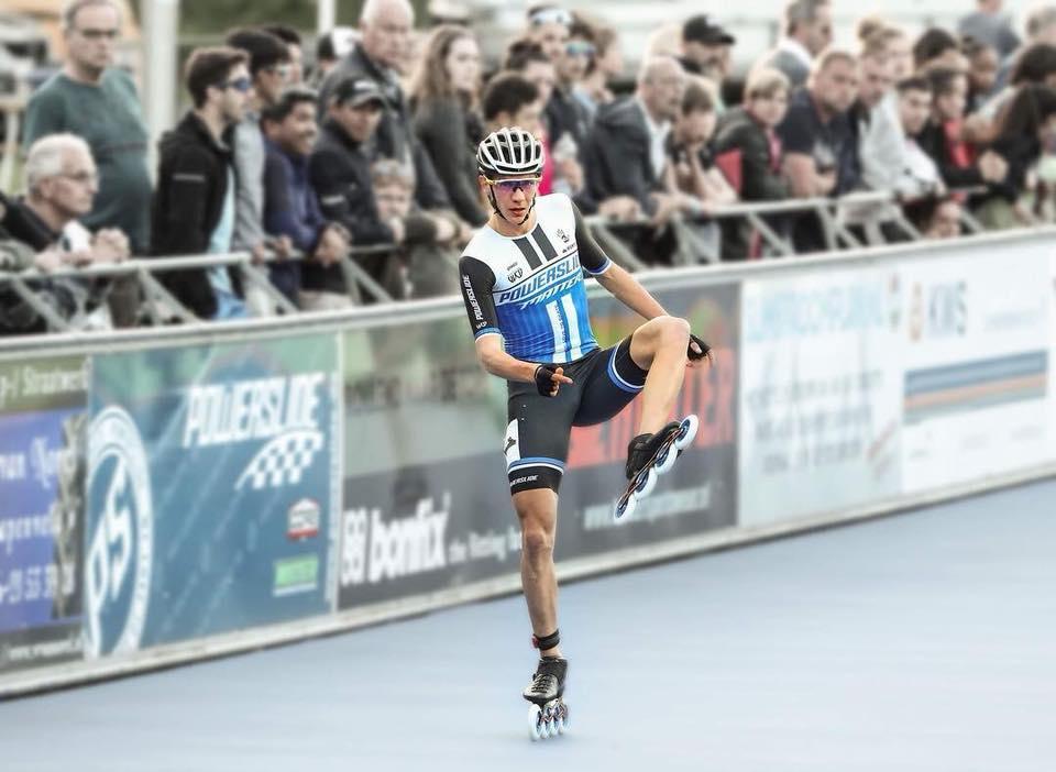Diogo 3º em Heerde – Euro CUP etapa 5 Bart Swings 1