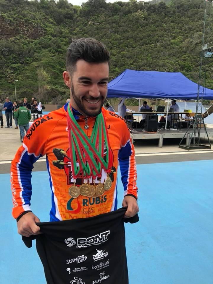 campeÃo Diogo HEXA CAMPEÃO NACIONAL de PISTA Diogo Marreiros Hepta CN