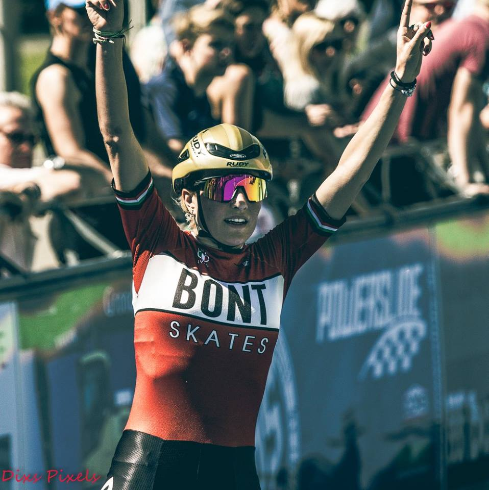 Diogo 3º em Heerde – Euro CUP etapa 5 Francesca Lollo