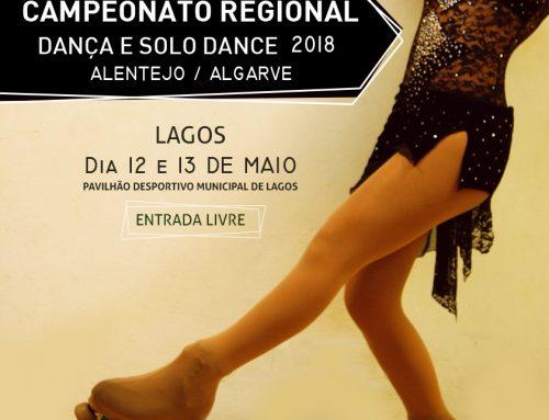 Campeonato Regional Dança e Solo-Dance 2018 Alentejo/Algarve