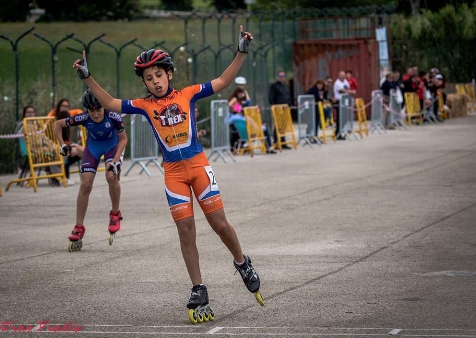 campeão Diogo Penta Campeão Nacional – Estrada Miguel Monteiro 1