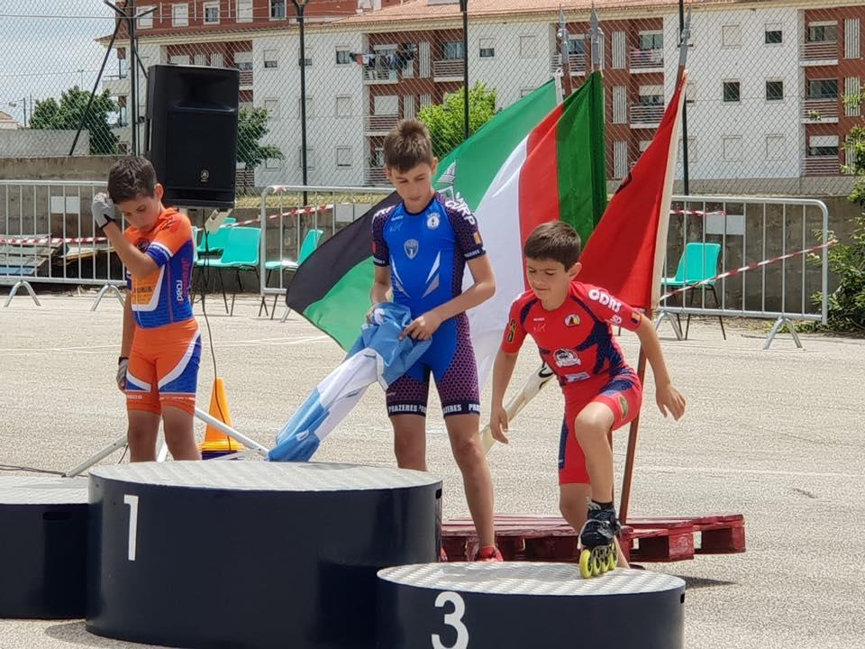 campeão Diogo Penta Campeão Nacional – Estrada P  dio Inic
