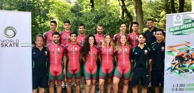 Maratonas encerram Campeonato do Mundo 2018 Portugal Foto oficial