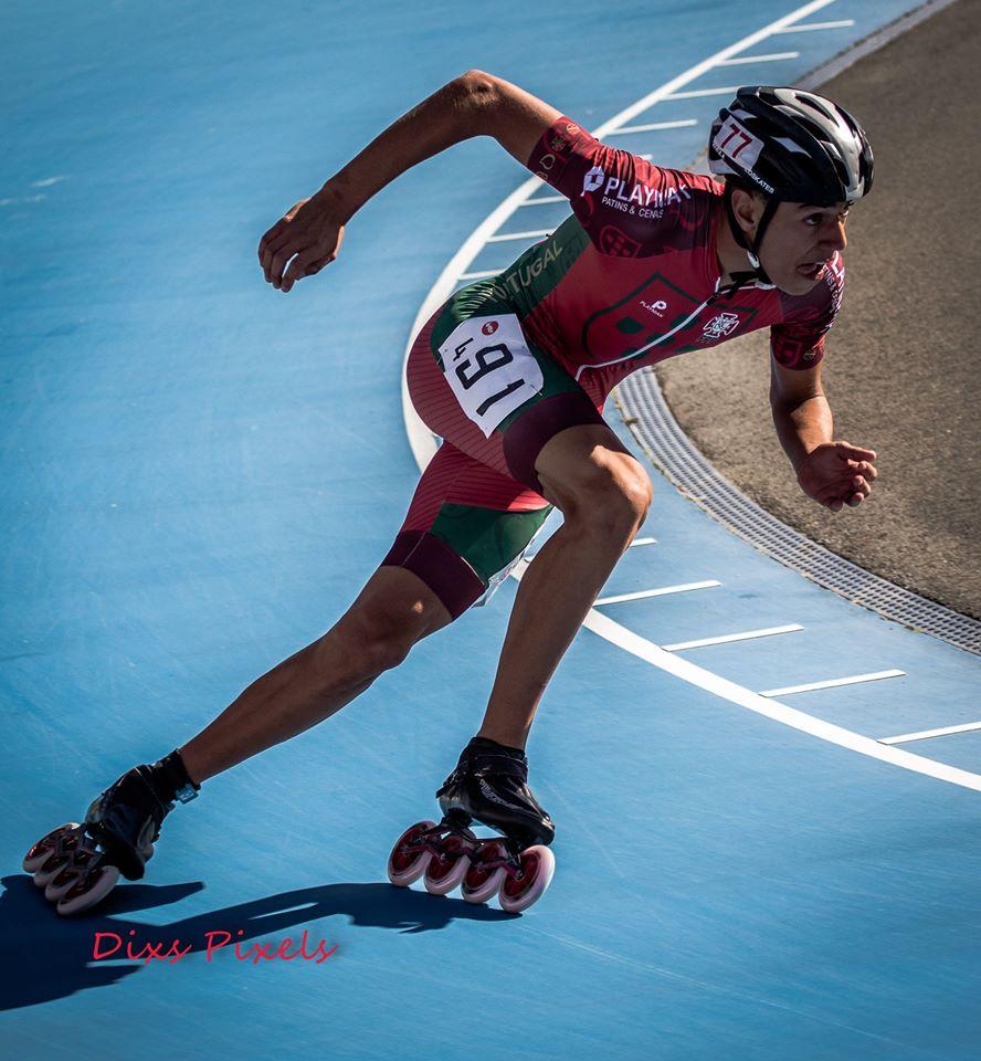DIOGO Vice Campeão Europeu 10Km P/E Marco Lira final