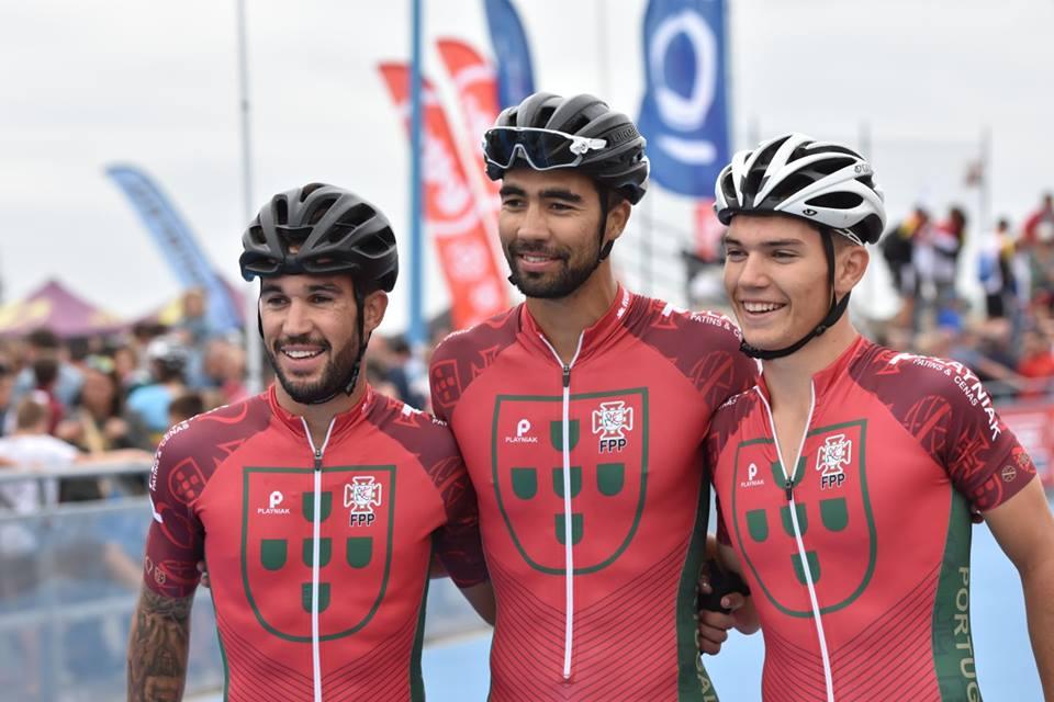 DIOGO 2x Vice Campeão Europeu 1Km e Estafetas Portugal estafetas Equipa VCEuropeia 1