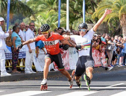 Diogo vence  Biosfera e Maratona do Funchal
