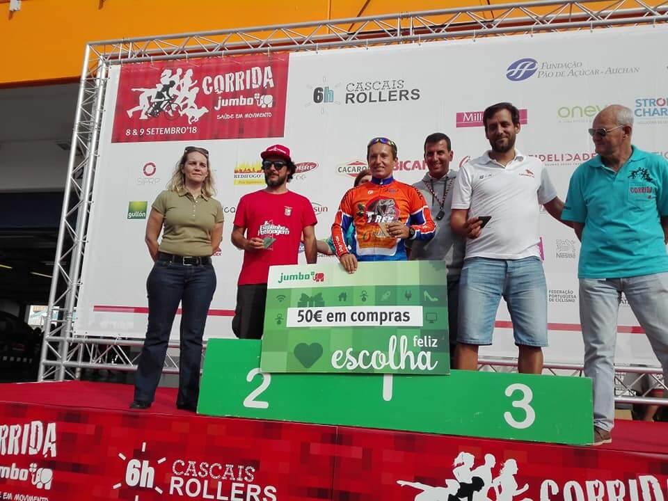 Roller Lagos C.P. Vence 6h Jumbo 2018 Nelson 1   Masters