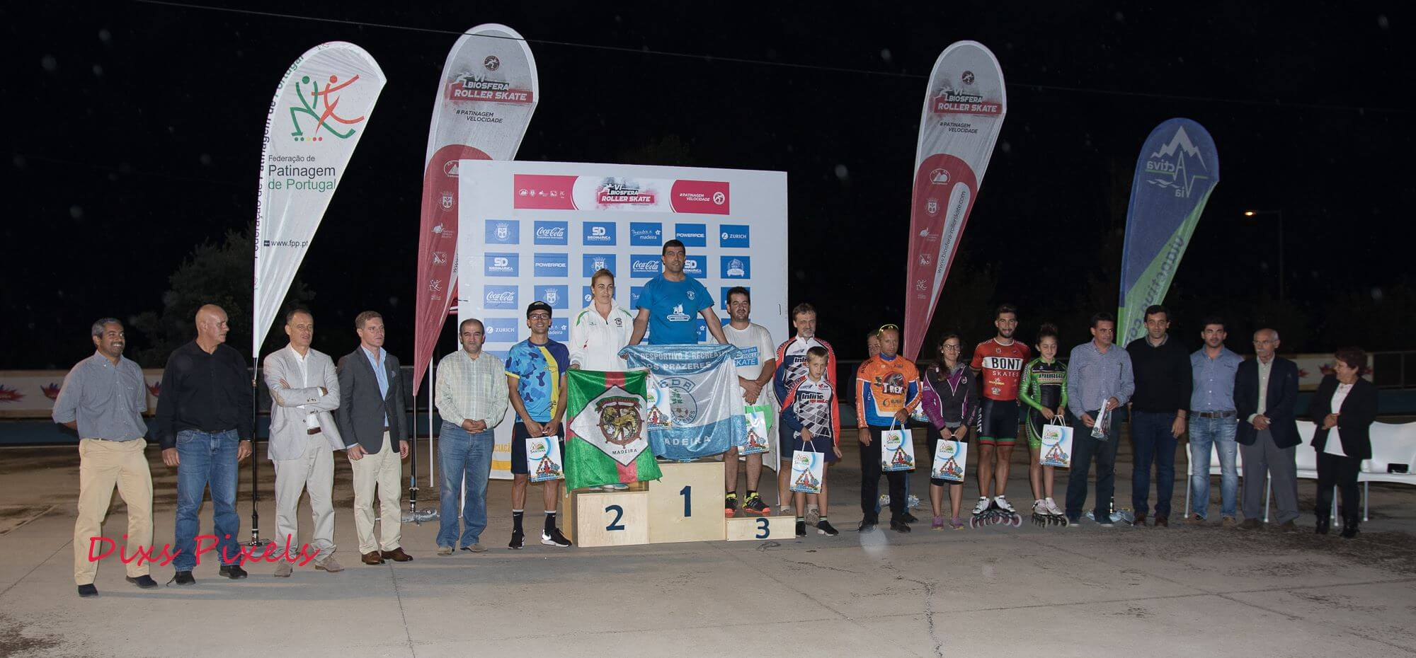 diogo vence  biosfera e maratona do funchal Diogo vence  Biosfera e Maratona do Funchal P  dio Clubes RL 6