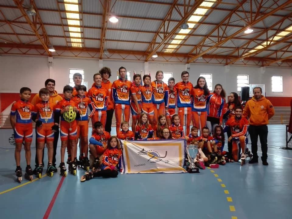 Roller Conquista Taça de Portugal em Seniores Masc. Ta  a Portugal comitiva RL