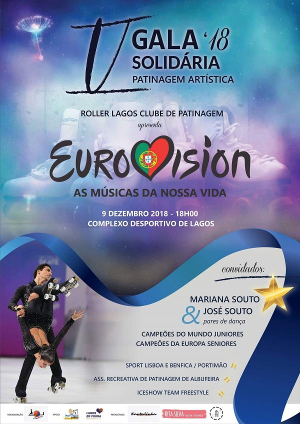 v gala de patinagem artística! V Gala de Patinagem Artística! cartaz gala 2018 e1543578184332