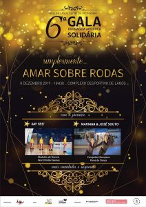 VI Gala Solidária de Patinagem Artística cartaz gala 212x300
