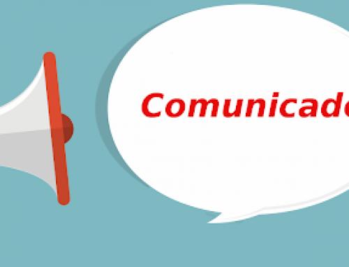 Comunicado 2/2020