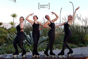 Campeonato Nacional de Show e Precisão 2020 em Fafe foto quarteto 300x202